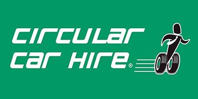 Circular Car Hire Logo