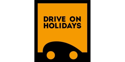 Drive on Holidays Logo