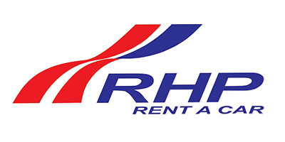 RHP rent a car Logo
